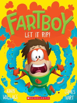 cover image of Fart Boy #4