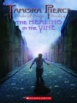 cover image of The Healing in the Vine