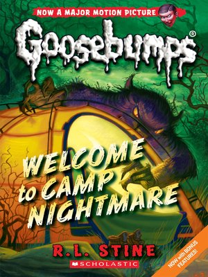 cover image of Welcome to Camp Nightmare