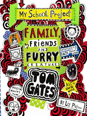 cover image of Family Friends and Furry Creatures