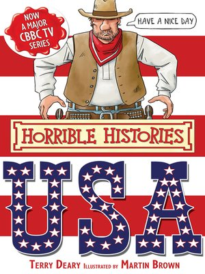 cover image of Horrible Histories: USA
