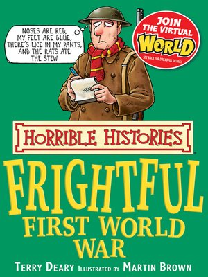cover image of Horrible Histories: Frightful First World War