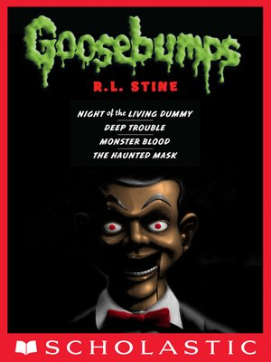 cover image of Goosebumps Collection