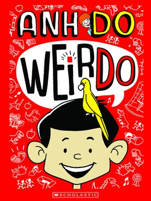 cover image of WeirDo