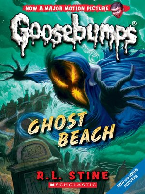 cover image of Ghost Beach