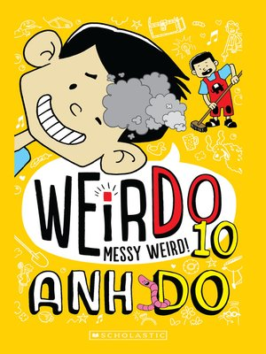 cover image of Messy Weird