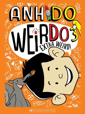 cover image of Extra Weird!