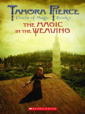 cover image of The Magic in the Weaving