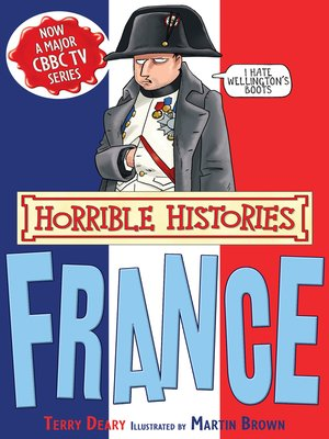 cover image of Horrible Histories: France