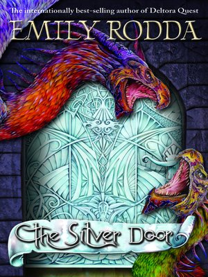 cover image of The Silver Door
