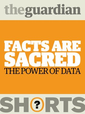 cover image of Facts Are Sacred