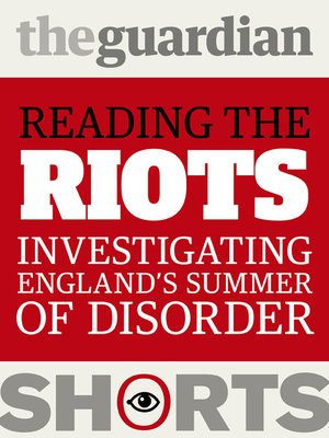 cover image of Reading the Riots