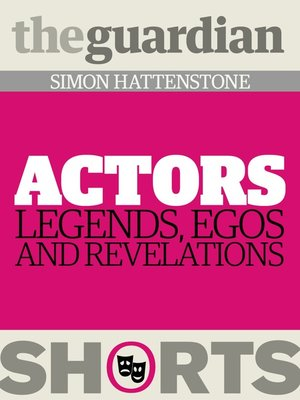 cover image of Actors