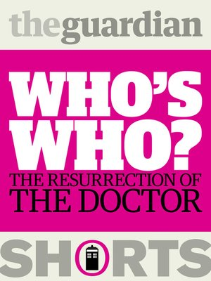 cover image of Who's Who?