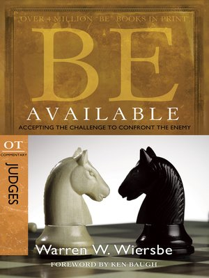 cover image of Be Available