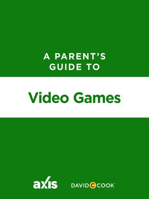 cover image of A Parent's Guide to Video Games
