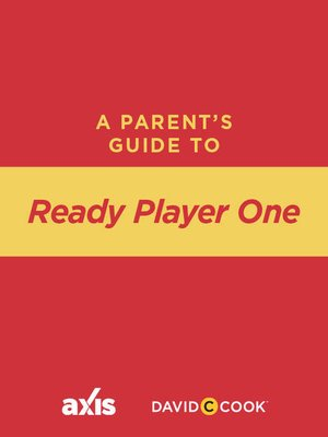 ready player one parents guide
