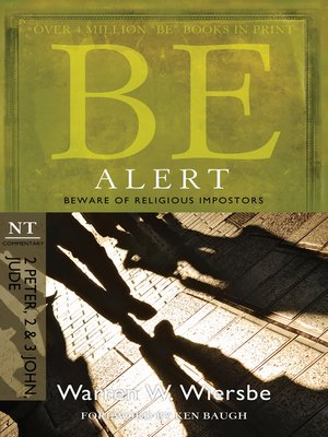 cover image of Be Alert