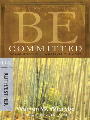 cover image of Be Committed