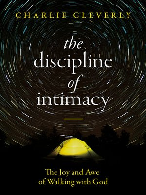 cover image of The Discipline of Intimacy