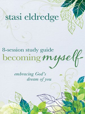 cover image of Becoming Myself: 8-Session Study Guide