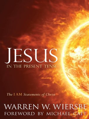 cover image of Jesus In the Present Tense