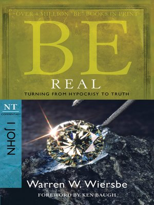 cover image of Be Real