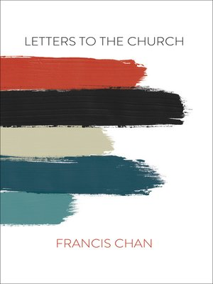 cover image of Letters to the Church