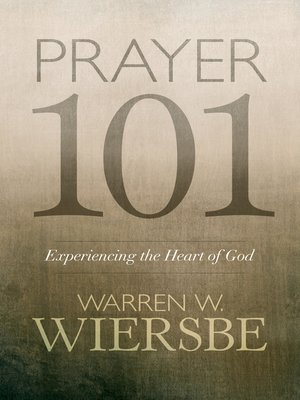 cover image of Prayer 101