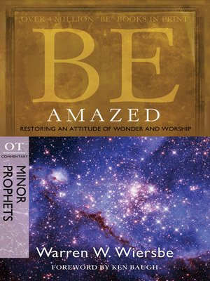 cover image of Be Amazed