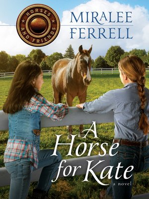 cover image of A Horse for Kate