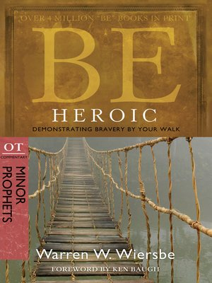 cover image of Be Heroic
