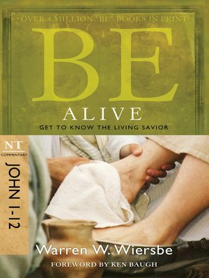 cover image of Be Alive