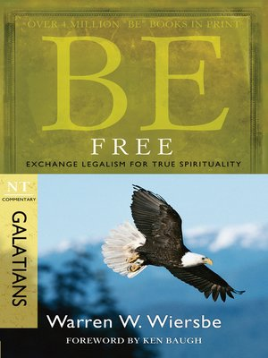 cover image of Be Free