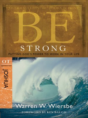 cover image of Be Strong