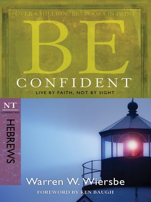 cover image of Be Confident