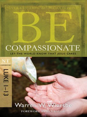cover image of Be Compassionate
