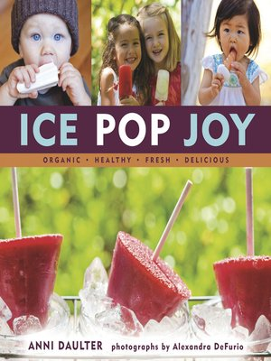 cover image of Ice Pop Joy