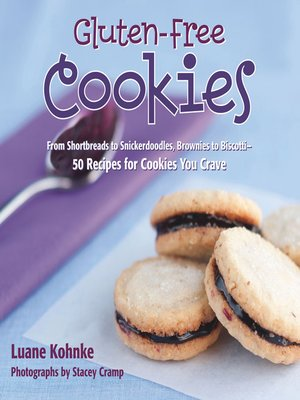 cover image of Gluten-free Cookies