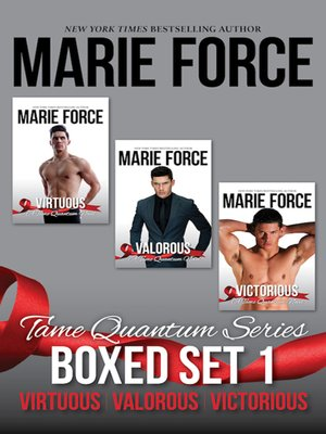 cover image of Tame Quantum Boxed Set 1