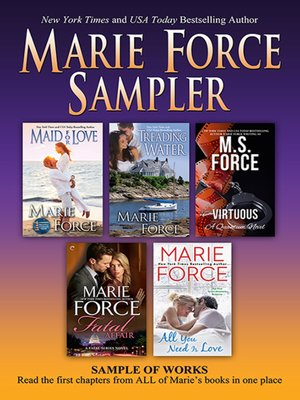 cover image of A Sample of Works by Marie Force