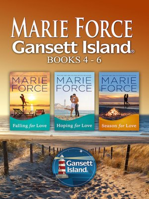cover image of McCarthys of Gansett Island Boxed Set