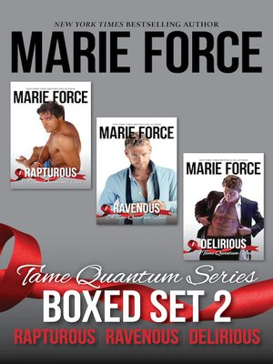 cover image of Tame Quantum Boxed Set 2
