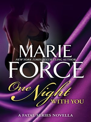 cover image of One Night With You