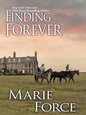 cover image of Finding Forever