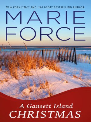 cover image of A Gansett Island Christmas