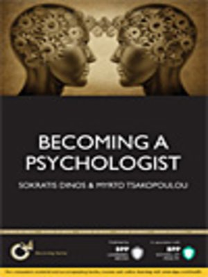 cover image of Becoming a Psychologist