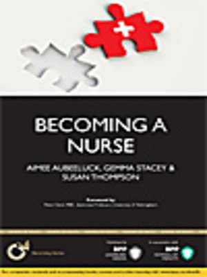 cover image of Becoming a Nurse