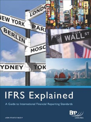 cover image of IFRS Explained