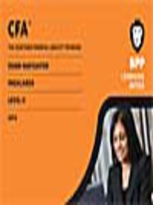 cover image of CFA Navigator - Level 2 Passcards